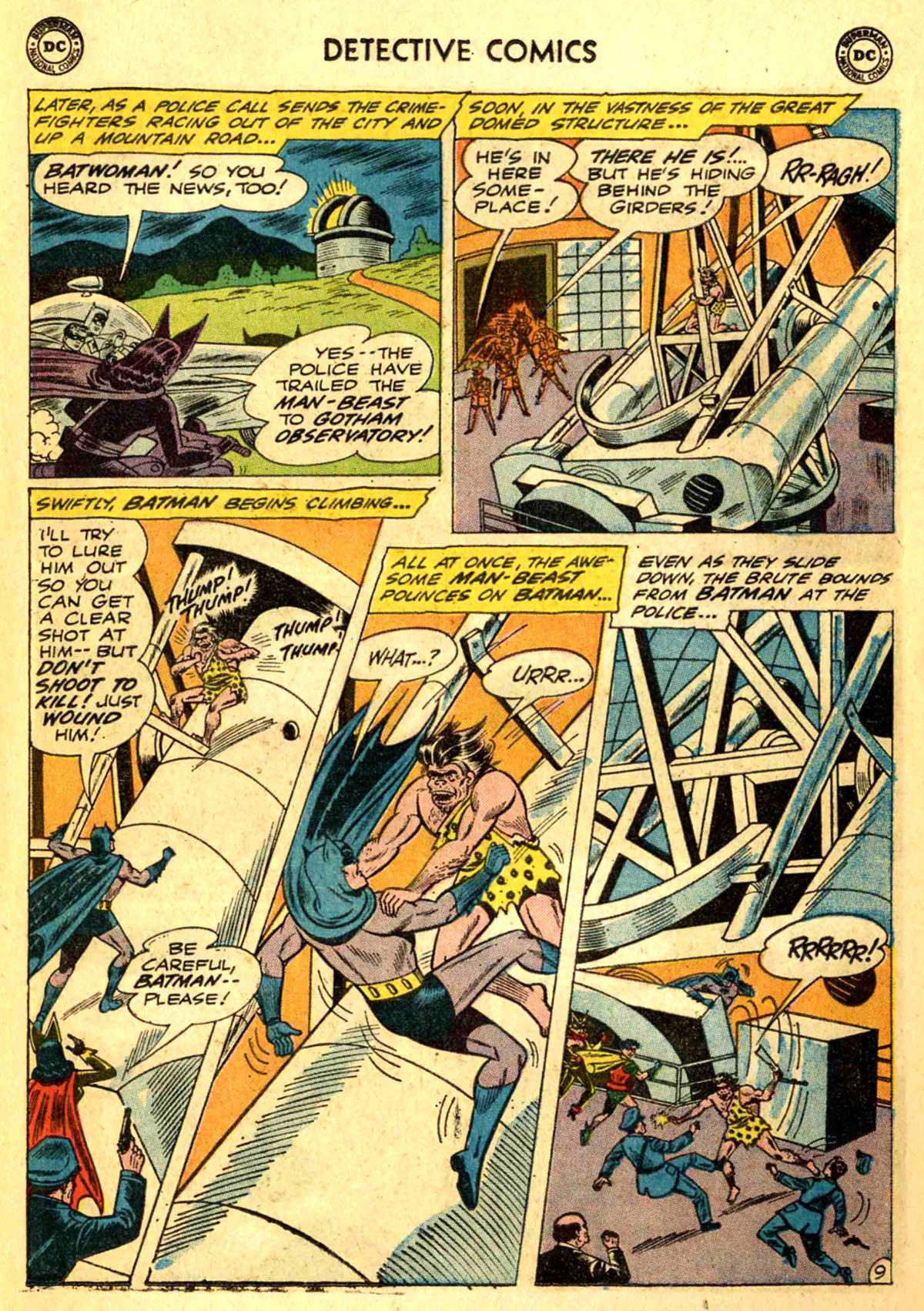Detective Comics (1937) 285 Page 10