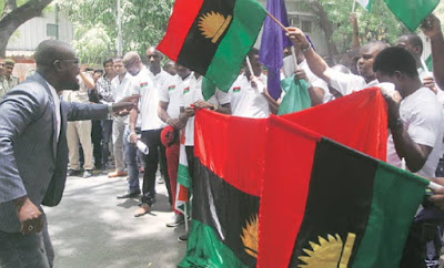 nigeria biafra battle
