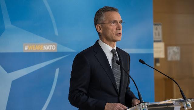 Aderarea Ucrainei la NATO