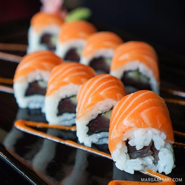 Nobu Roll Sushi Nobu (Shabu Nobu)