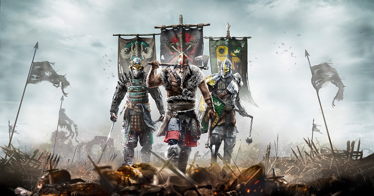 For Honor PC - For Honor For PC