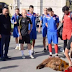 Iraqi national team publicly sacrifice sheep so that they can qualify for Russia 2018 World Cup (WATCH VIDEO)
