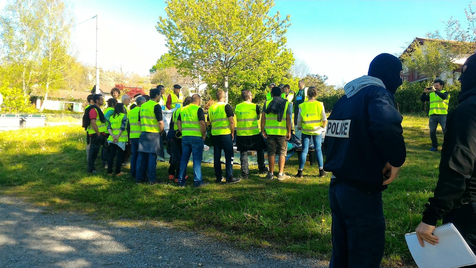Eusko blog gazteleraz los 172 artesanos por la paz - Casa soto baiona ...