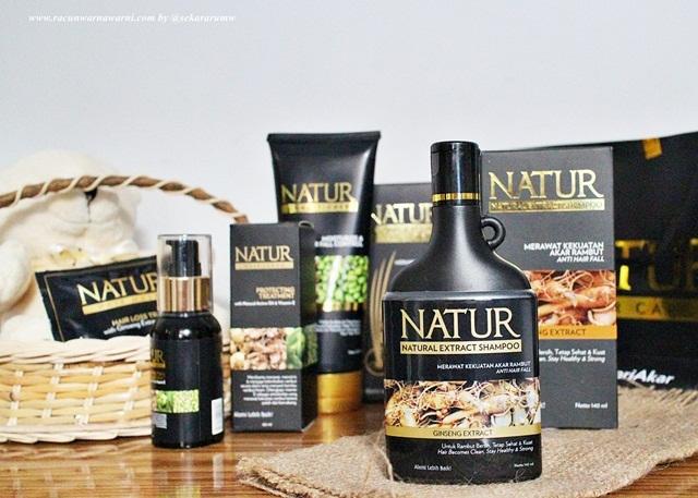 perawatan rambut tradisional dari natur