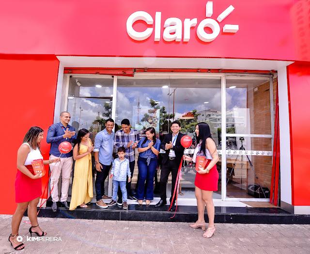 Reinaugurada a  Nova Loja da Claro em Chapadinha