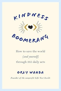 The Kindness Boomerang by Orly Wahba