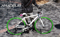 Doppelganger 401 Amadeus - 700C Road Bike Series