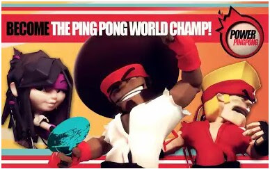 Download Power Ping Pong v1.2.0 Apk Mod (Unlimited Money)
