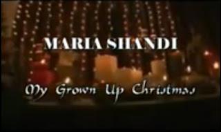 Download Lagu Natal Maria Shandi 2017 My Grown Up Christmas