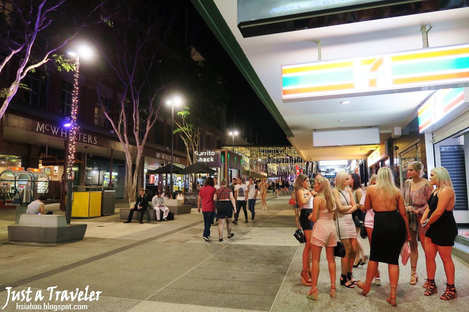 布里斯本-景點-推薦-美食-中國城-旅遊-自由行-澳洲-Brisbane-Fortitude-Valley-Tourist-Attraction-Food-Travel-Australia