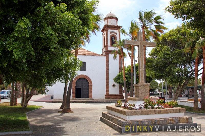 Iglesia de Nuestra Señora de Antigua (Fuerteventura)