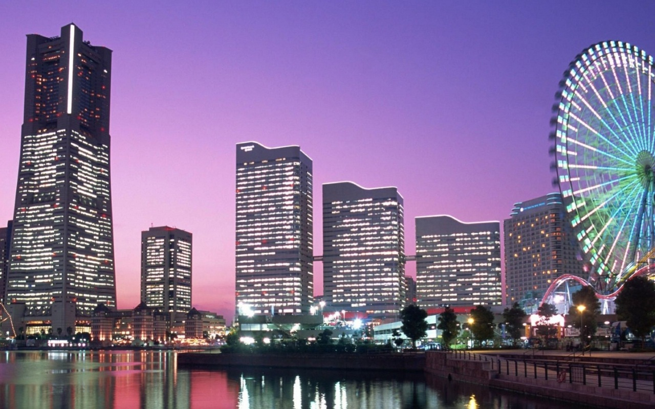نتيجة بحث الصور عن طوكيو-يوكوهاما في اليابان: