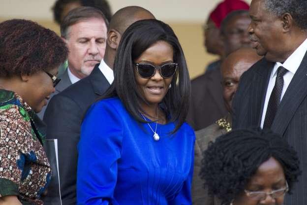 University of Zimbabwe publishes Grace Mugabe's thesis
