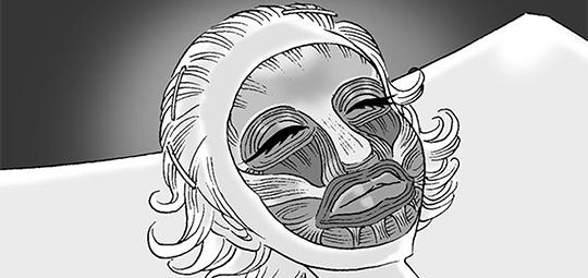 Silent Horror chap 111: Giải phẫu thẩm mỹ