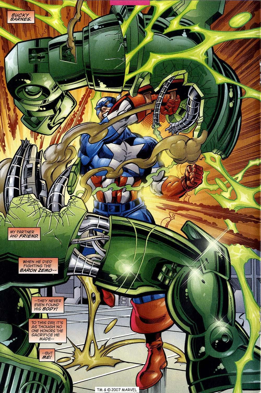 Captain America (1998) Issue #39 #46 - English 18