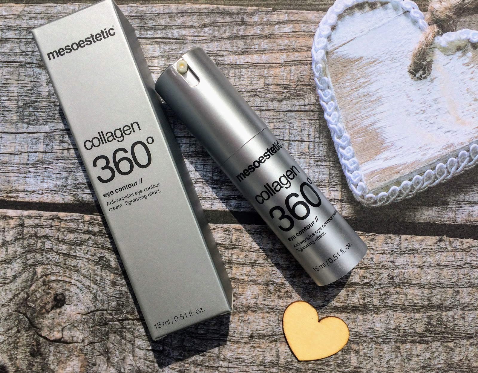 mesoestetic 360 eye cream