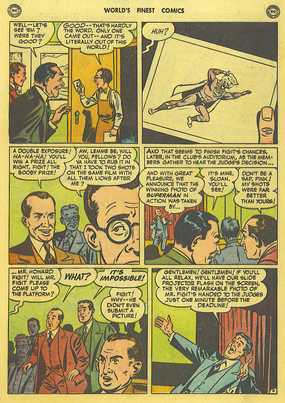 Read online World's Finest Comics comic -  Issue #49 - 14