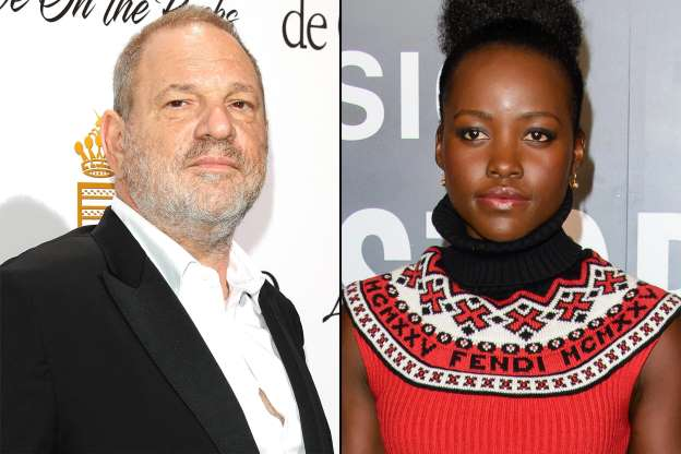 Harvey Weinstein responds to Lupita Nyong'o harassment accusations