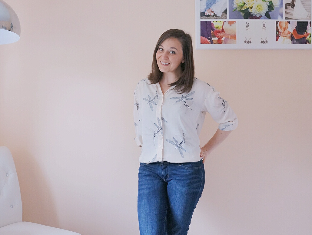 Sew Over It Alex shirt pattern review