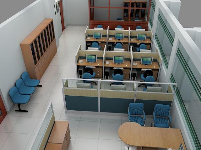 Vách ngăn văn phòng đáp ứng đầy đủ các nhu cầu tiết kiệm diện tích, tiết kiệm chi phí, không gian, mang lại hiệu quả kinh tế cao