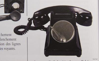 Poste téléphonique U43