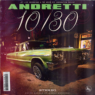 Curren$y - Andretti 10/30 (2016) - Album Download, Itunes Cover, Official Cover, Album CD Cover Art, Tracklist\