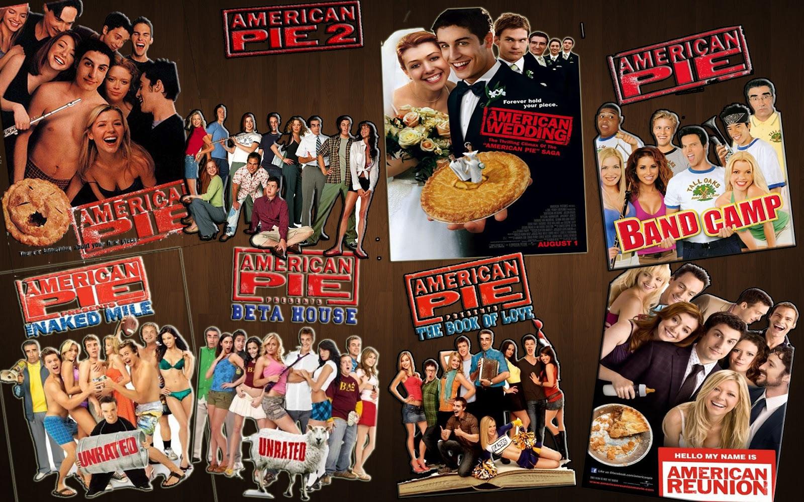 American Pie Campamento De Bandas american pie