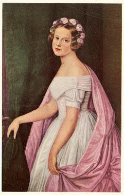 Alma von Goethe, Louise Seidler