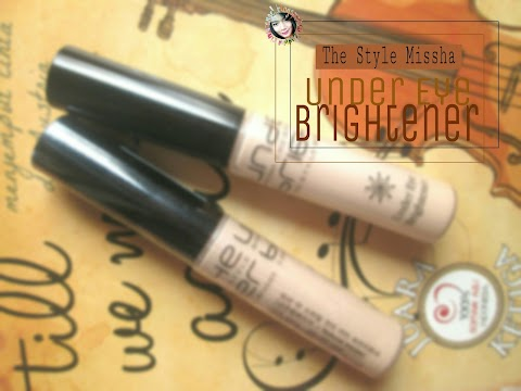 Review Missha The Style Under Eye Brightener