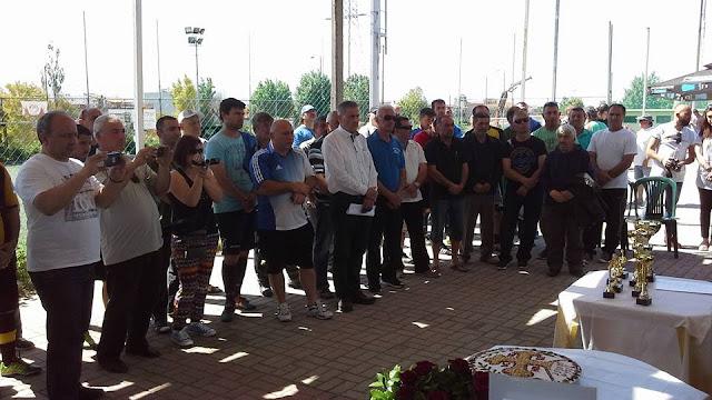 Ποδοσφαιρικό τουρνουά αφιερωμένο στην Γενοκτονία των Ποντίων