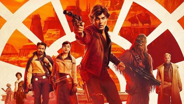 'Han Solo: Una historia de Star Wars' a poco mas de un mes de su estreno