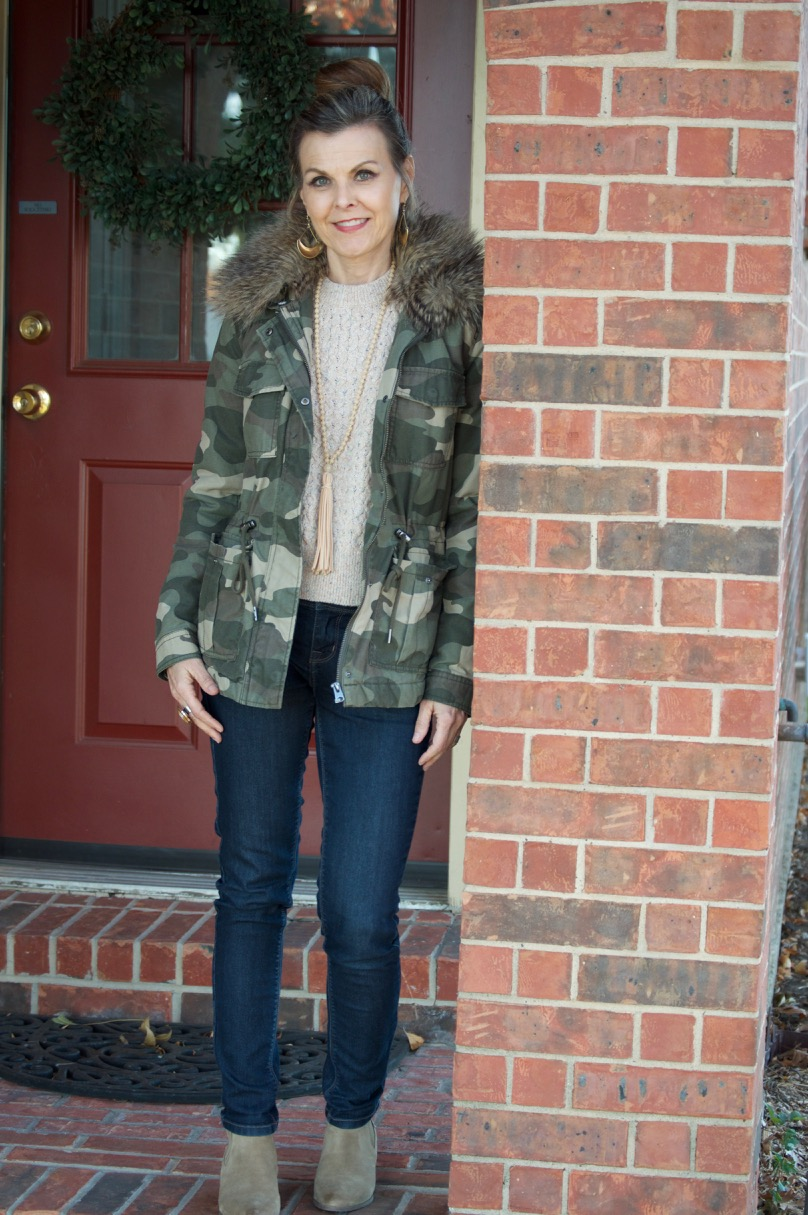e8cc273b2bcb5b And Carrie from A Stylish Fit showed off this super fun jacket!