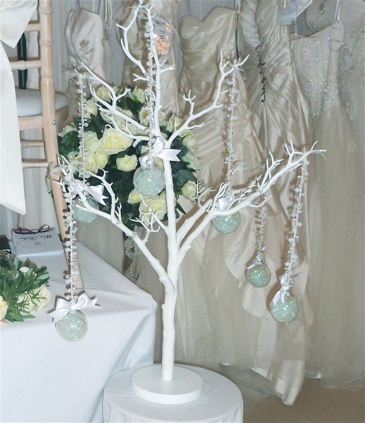 Our Newest Centrepieces Are These Lovely White Manzanita Trees