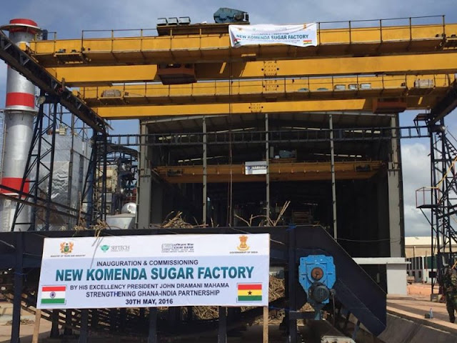 Komenda Sugar factory was commissioned for votes – Minority