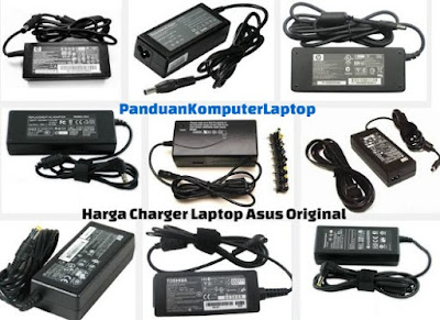 harga charger laptop asus original