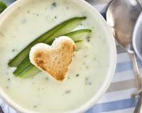 soupe st valentin gingembre