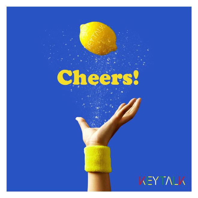 KEYTALK - Cheers! | Limitada