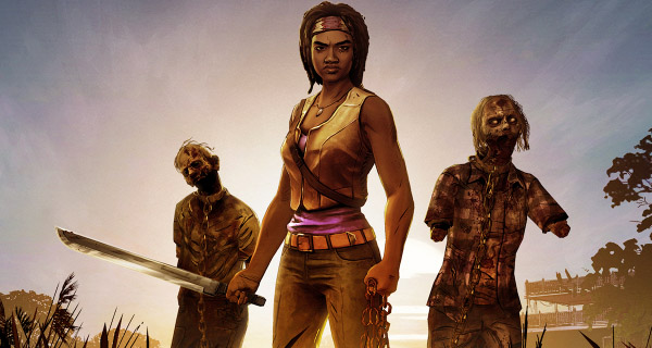Telltale´s The Walking Dead: Michonne