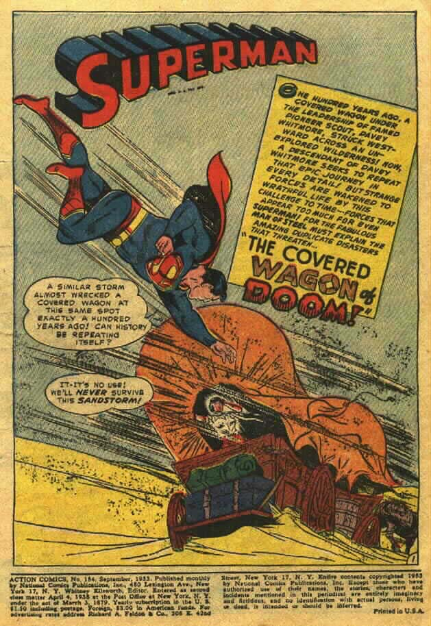 Read online Action Comics (1938) comic -  Issue #184 - 3