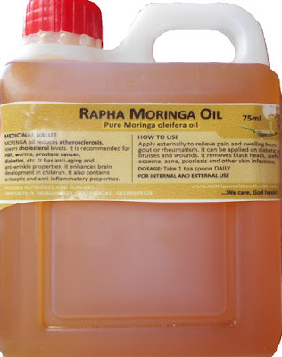 How to Make Cold Pressed Moringa Oil