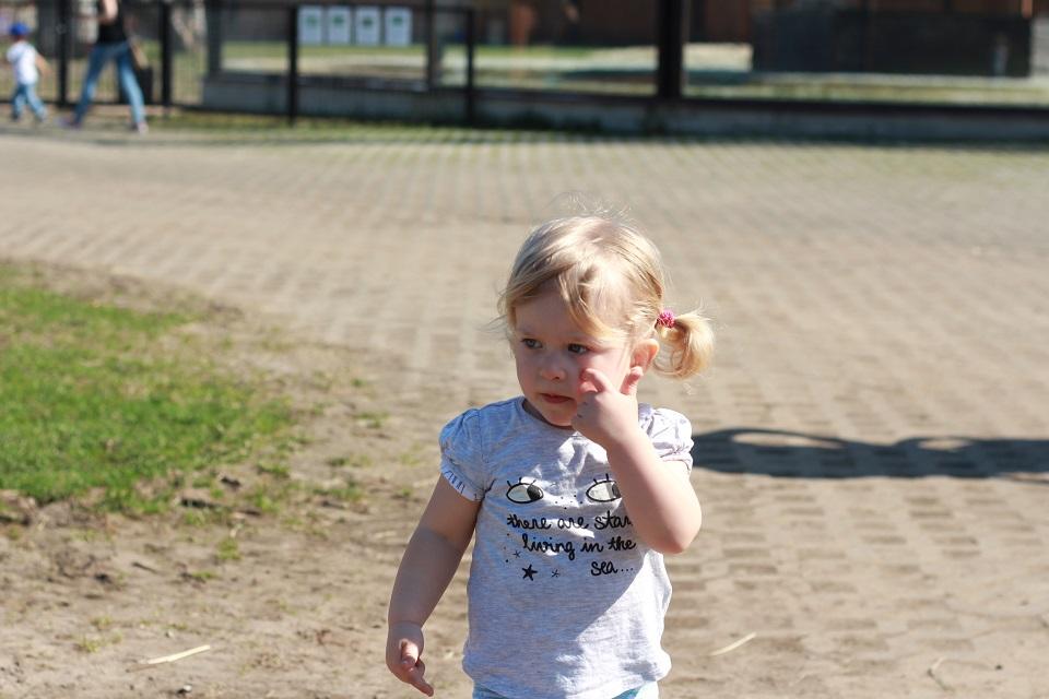 Wiosenny katar u dziecka