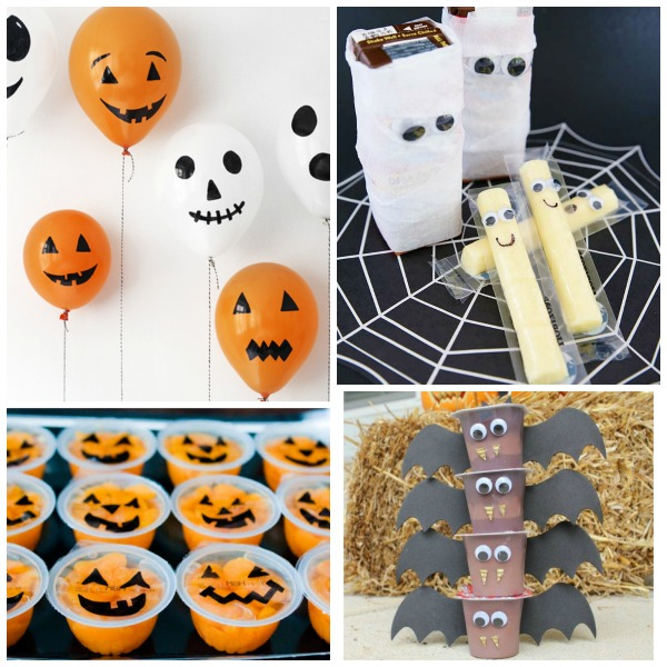50 GENIUS HALLOWEEN HACKS FOR KIDS - Awesome ideas! Pin!
