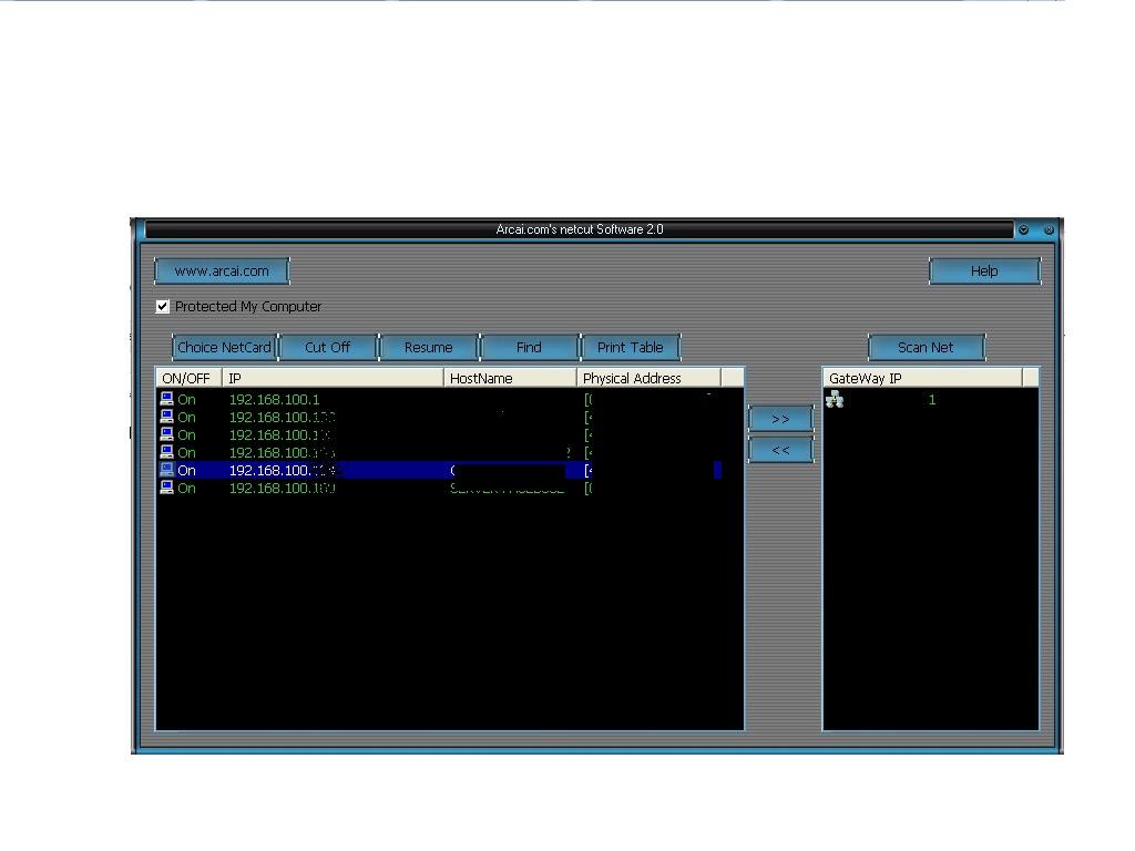 netcut 2.8