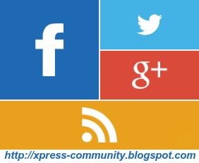 Cara Membuat Metro UI Style Social Profile Widget Untuk Blog