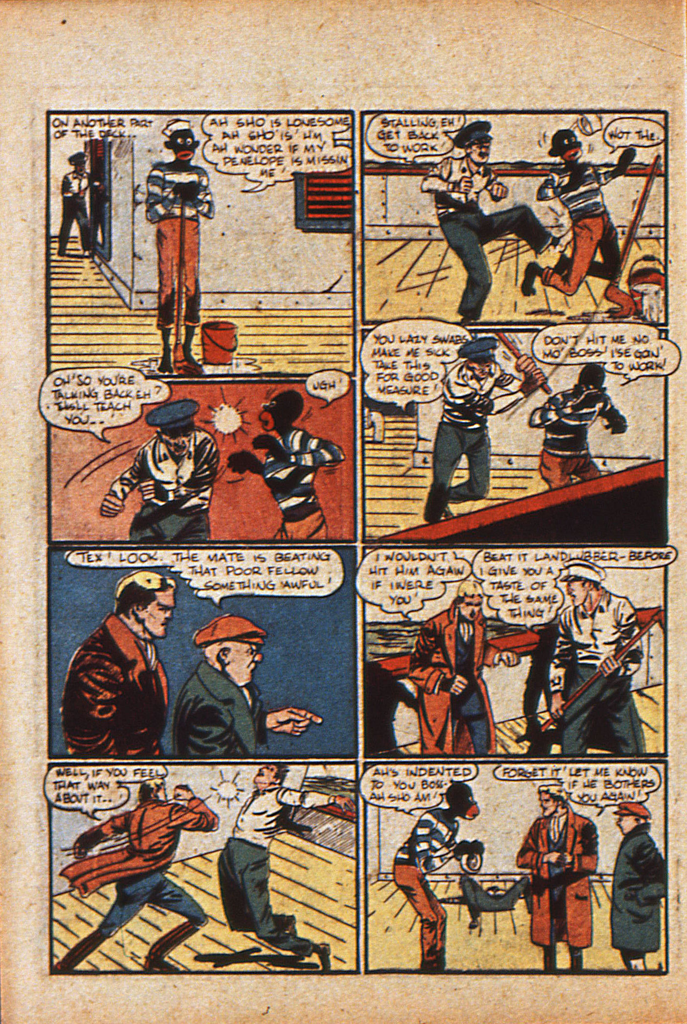 Read online Action Comics (1938) comic -  Issue #15 - 39