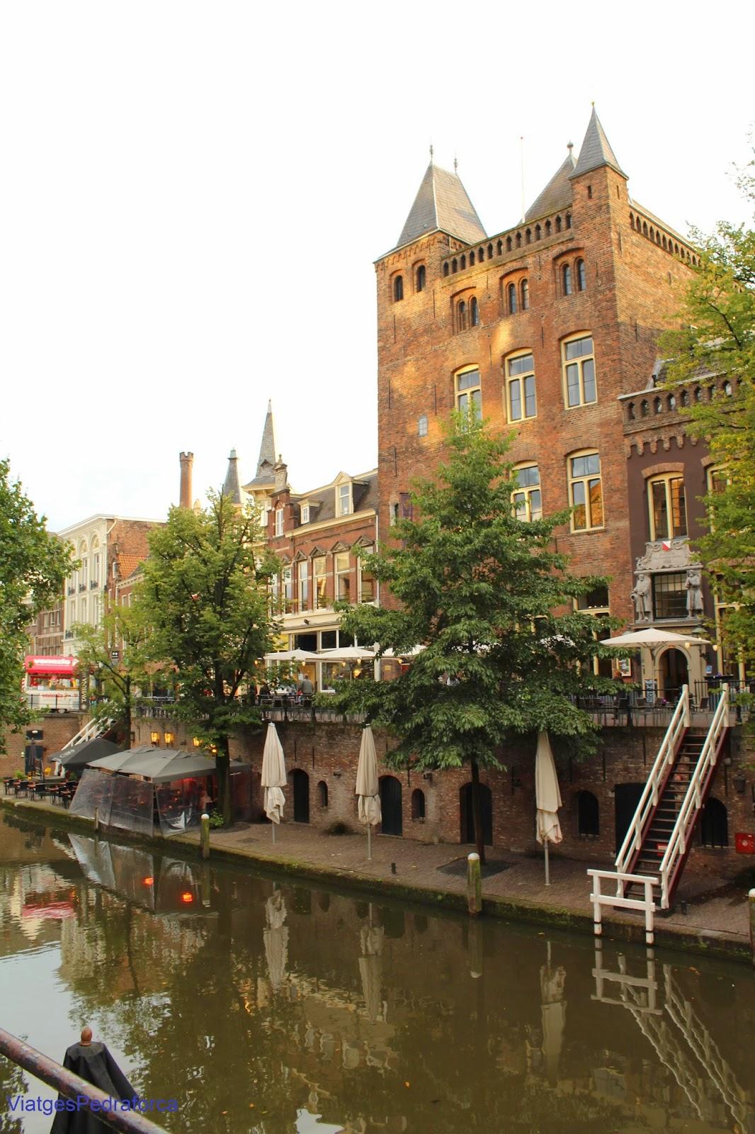 Canal d'Utrecht Països Baixos Holanda