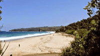 Pantai Kunir Sudimoro Pacitan