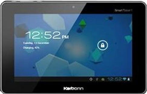 How To Hard Reset Karbon Smart Tab 1, Remove pattern lock, Restore karbon Smart Tab1 To Factory Reset