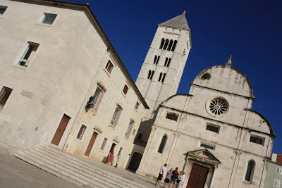 Saint Mary Monastery in Zadar