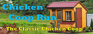 fancy chicken coops and runs
